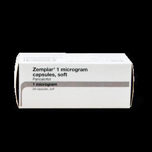 Земплар, Zemplar, Парикальцитол