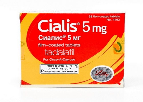 Сиалис, Cialis, 5 мг