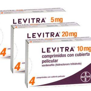 Левитра, Levitra