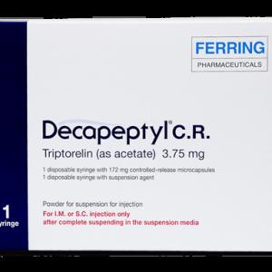 Декапетил, Decapeptyl